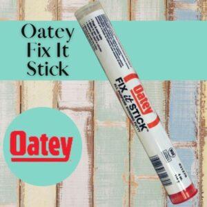 Oatey Fix It Stick: Cracked Tile Fix