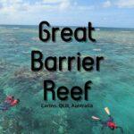 Great Barrier Reef: Cairns, Australia