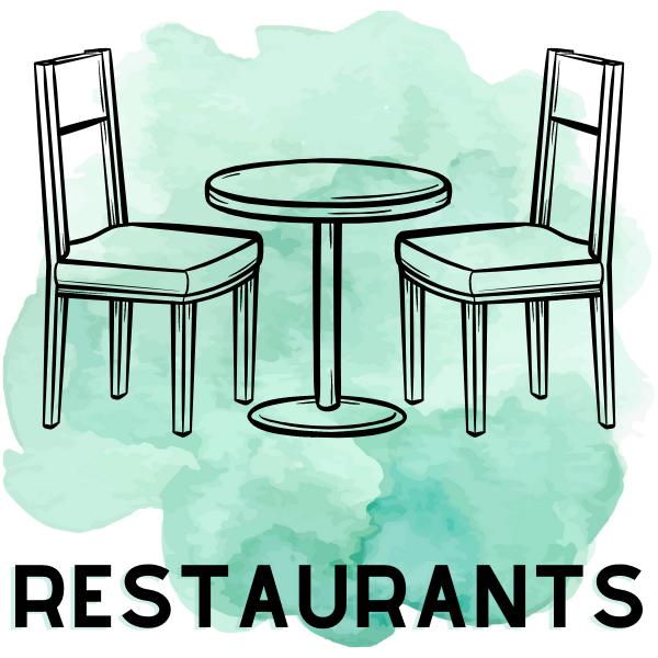 Restaurants Category